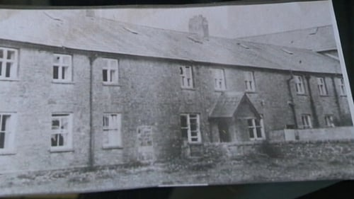 The Bon Secours home in Tuam, Co Galway