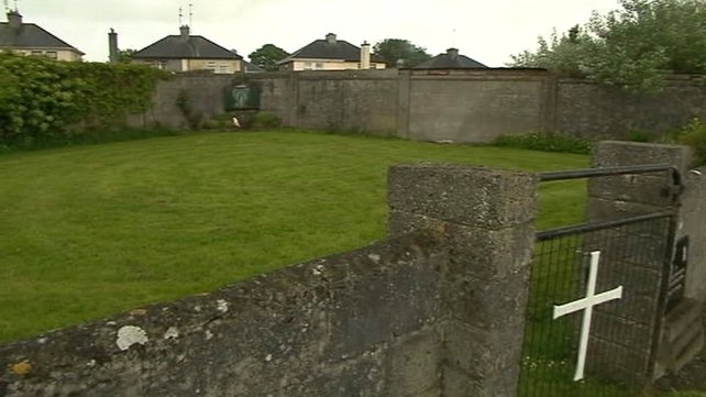 Infants were buried in the grounds of a former home for unmarried mothers in Tuam