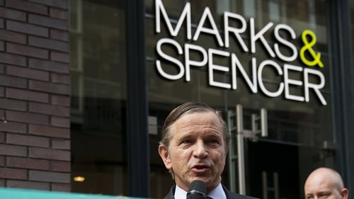 M&S boss Marc Bolland was paid a total of £1.58m last year
