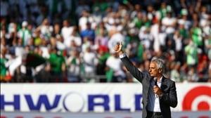 Algerian coach Vahid Halilhodzic will lead his squad into Group H at the World Cup