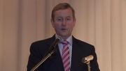 An Taoiseach ag dinnéar Thanksgiving