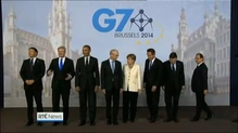 G7 leaders threaten further sanctions on Russia