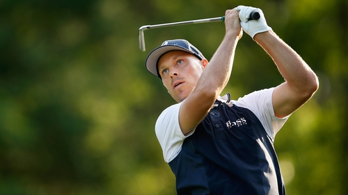 Ben Crane leads St Jude Classic after darkness halted play