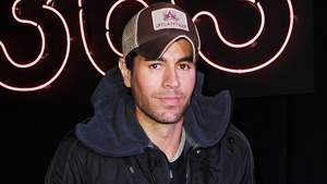 Enrique Iglesias - Dublin date on November 23