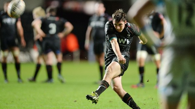 Sam Davies has made rapid progress over the last year