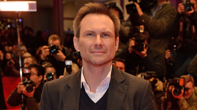 Christian Slater has joined the cast of Adderall Diaries