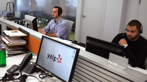 Yelp is an online business directory and a consumer review site