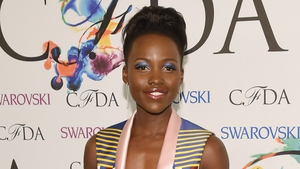 Lupita will be working with Brad Pitt again for a new movie.