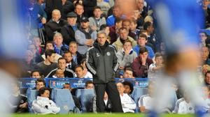 Jose Mourinho admits he is monitoring the Cesc Fabregas situation