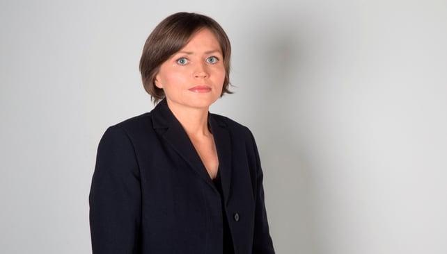 Oonagh Smyth - reporter