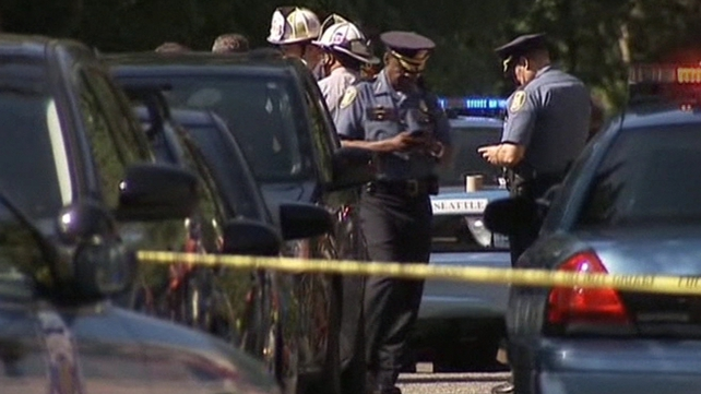 One person was killed and three were injured in the shooting
