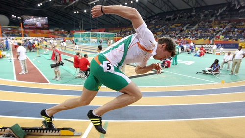 David Gillick agrees 'to a point' that athletics is winning the war on doping