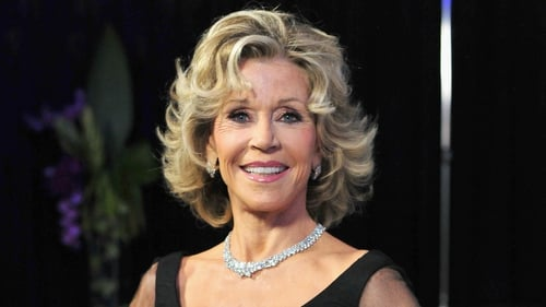 Jane Fonda received the Lifetime Achievement Award from the American Film Institute