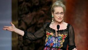 Streep - Playing a rock 'n' roll mum