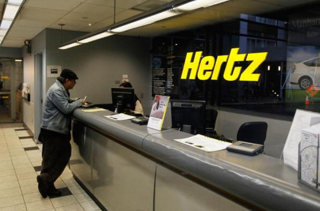 Car rental company Hertz to restate results.