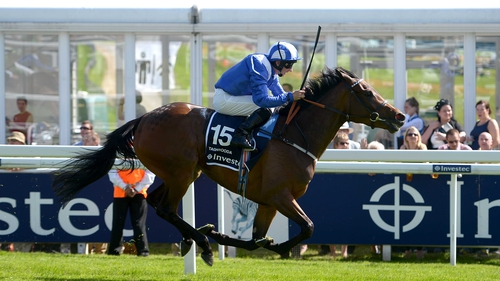 Taghrooda is yet to taste defeat in four racecourse appearances