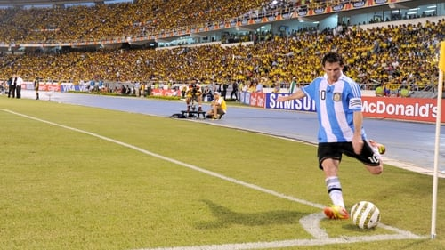 Lionel Messi will hope his Argentina emulates the side of 1986