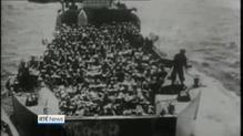 Thousands of Irish volunteers took part in D-Day landings