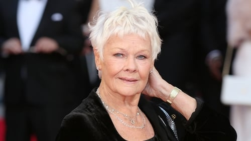 Judi Dench is seizing the day at the age of 81
