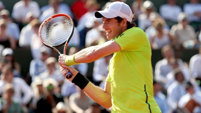 Andy Murray described his performance against Rafael Nadal as 'incredibly frustrating'
