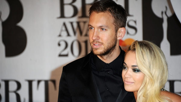 Calvin Harris confirms split from Rita Ora