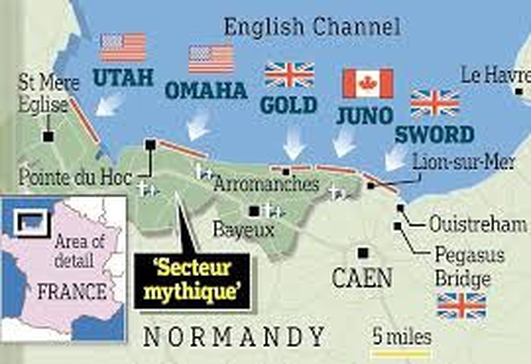 Holiday Scams and Normandy Tours