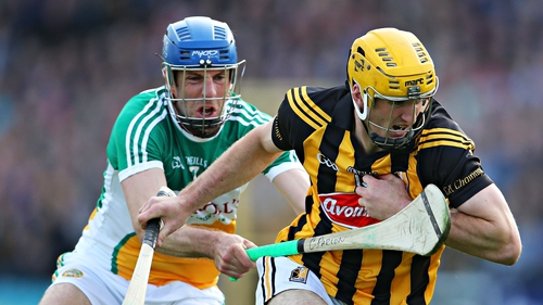 Colin Fennelly helped put Offaly to the sword
