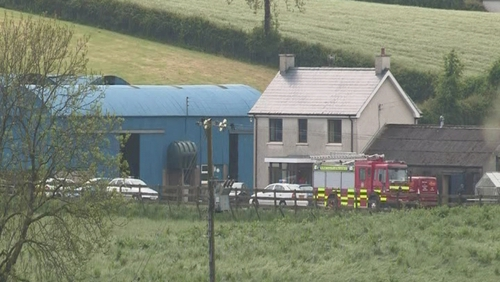 Emergency services attended the scene but were unable to save the boy