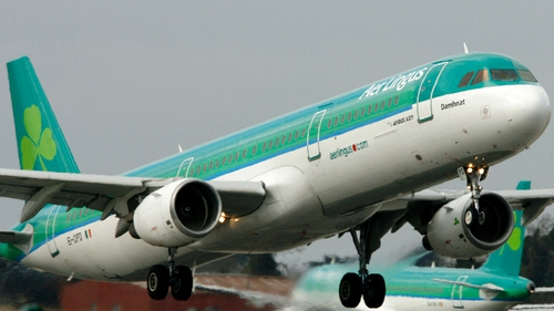 The Government is continuing 'to keep an open mind about the sale' of Aer Lingus