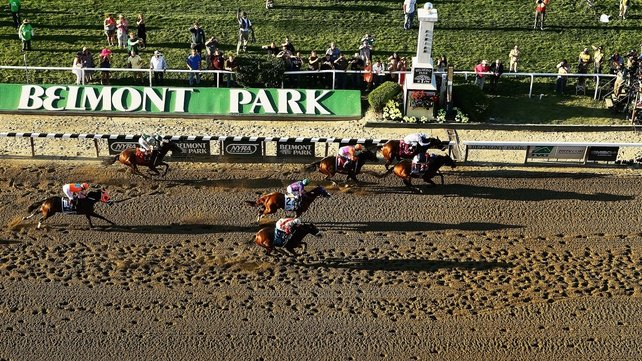 Tonalist won in a thrilling photo-finish