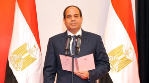 The vote could extend President Abdel Fattah al-Sisi's term to 2030