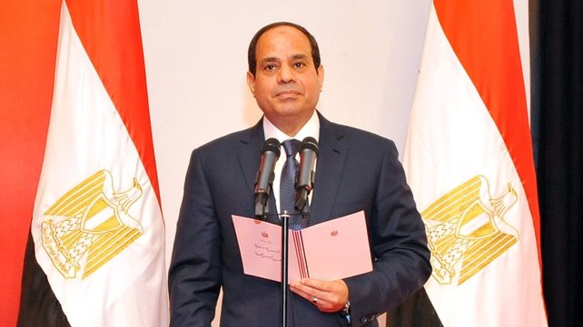 Abdel Fattah al-Sisi swore to protect Egypt's republican system and the interests of its people