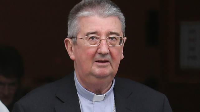 Archbishop Martin said the church must be transformed into a place of healing for survivors of abuse