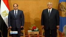 Sisi sworn in as Egyptian president