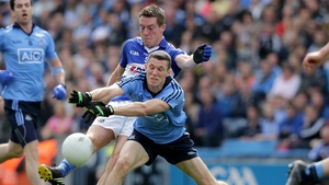 Darren Daly starts for Dublin