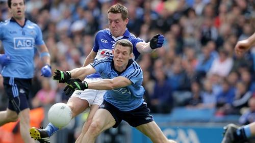 Darren Daly starts for Dublin