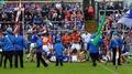 Violent scenes prior to Armagh and Cavan clash