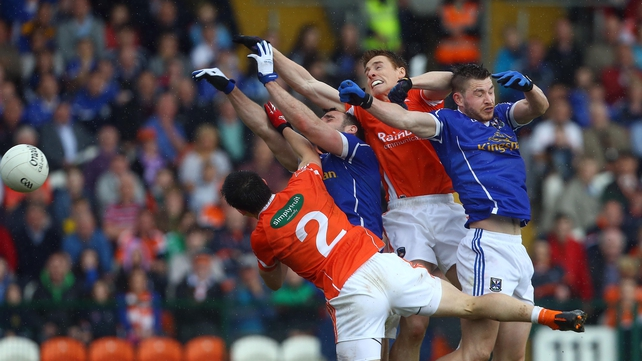 Armagh advance to the Ulster semi with some ease