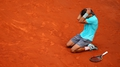 Nadal makes it five in a row at French Open