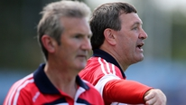 Cork manager Jimmy Barry-Murphy wants to move on from the penalty debate