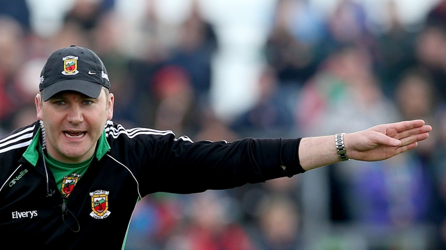James Horan praised the character and resolve of his Mayo side