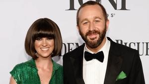 Dawn O'Porter and husband Chris O'Dowd