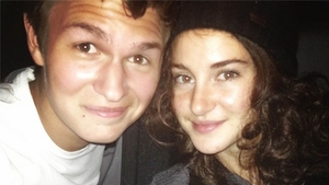 Ansel Elgort and Shailene Woodley - New film The Fault in Our Stars opens on Thursday June 19