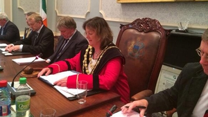 Lola O'Sullivan is the first mayor of the new amalgamated Waterford City and County Councils