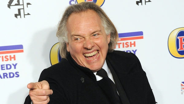 Rik Mayall - One of the greats