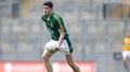 Cruciate blow for Meath's Gillespie