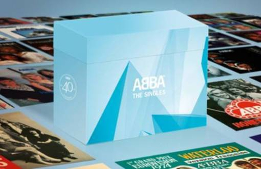 40 years of ABBA