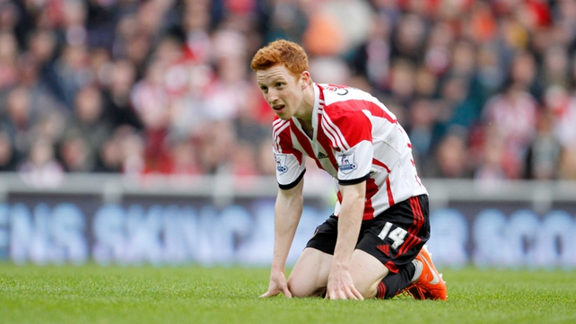 Jack Colback became a firm fixture in the centre of Sunderland's midfield last season