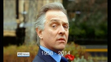 Tributes paid to comedian and actor Rik Mayall