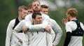 Ireland Prepare for Portugal